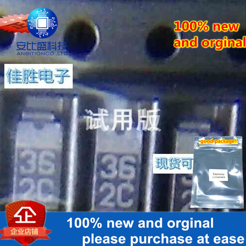 30pcs 100% New And Orginal RB060L-40 1A40V Schottky DO214AC Silk Screen 36  In Stock