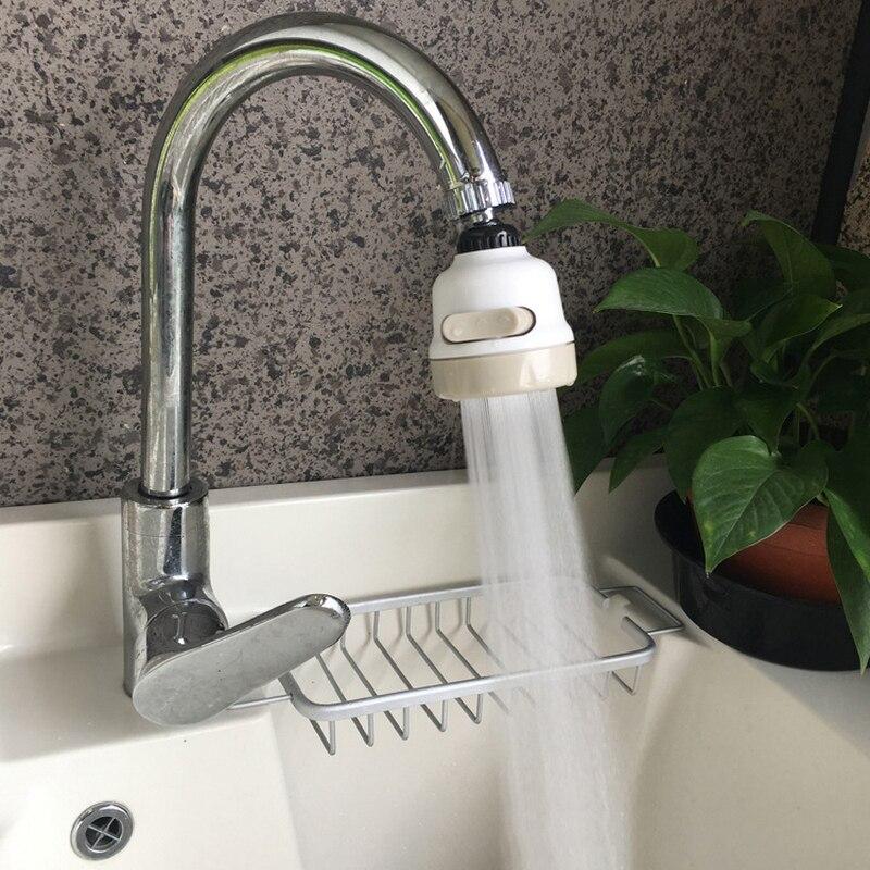 Регулирующий кран кухонный смеситель для душа 360 Поворот водосберегающая душевая головка кухонный кран фильтрованный кран аксессуары