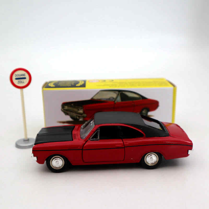 ref 1420 au 1//43 de dinky toys atlas Opel COMMODORE coupé