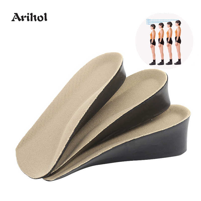 3/4 Length Orthotics Insoles Best Insoles for Corrects Overpronation Fallen Arches Flat Feet Plantar Fasciitis Heel Spurs Bunion