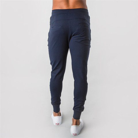 Joggers Sweatpants Men Casual Skinny Pants Gyms Fitness Workout Brand Track pants Autumn Winter Male Cotton Sportswear Trousers Karachi