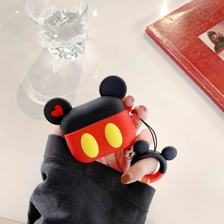 3D Cute Cartoon Cases for Airpods Pro 152