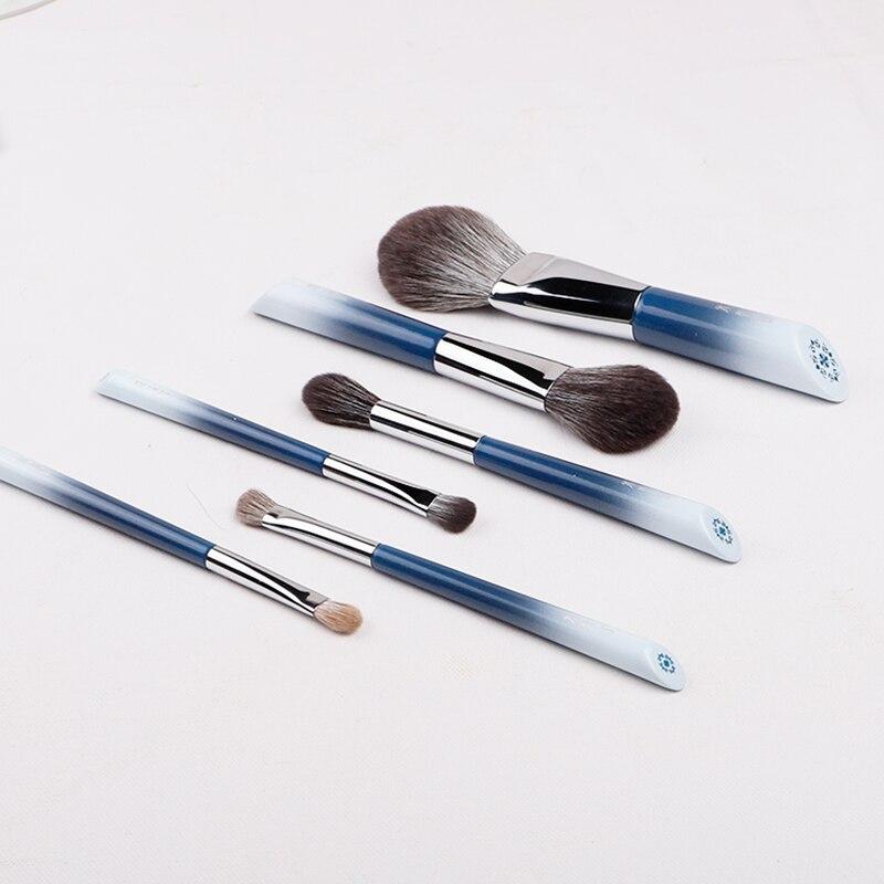 Набор кистей для макияжа YAVAY 32 шт., набор кистей для макияжа из мягкой козьей шерсти Taklon, набор кистей для профессионального макияжа - 2