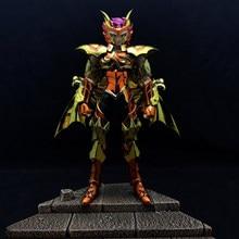 Tronzo – figurines XC étoiles Saint Seiya, jouets en PVC, armure métallique, modèle réduit