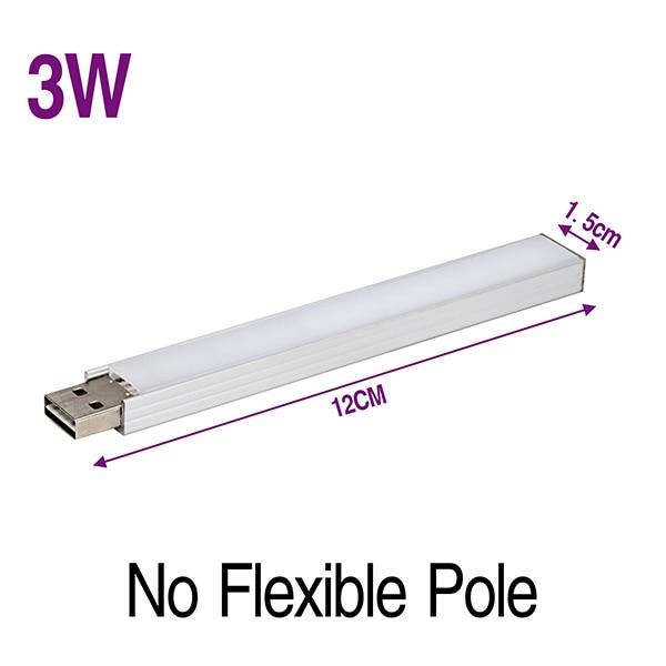 USB СВЕТОДИОДНЫЙ светильник для выращивания, полный спектр, 3 Вт, 5 Вт, DC, 5 В, фитолампия для теплицы, овощей, рассады, растение, светильник, ИК, УФ-лампа для выращивания, Фито - Испускаемый цвет: 3W