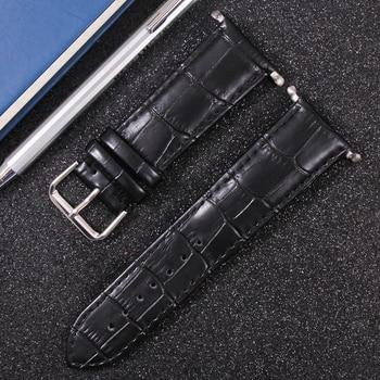 Кожаный ремешок для Apple Watch 38-44 мм 6