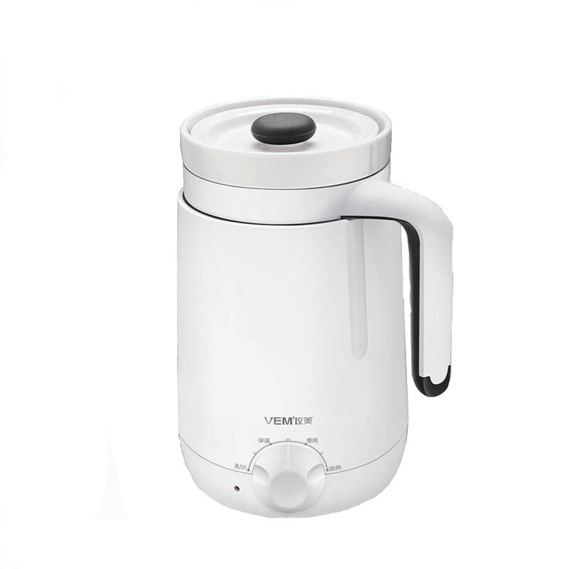 Mini Health Preserving Pots Household Electric Kettle ceramics water Heating Cup milk heating porridge cup Slow stew cooker