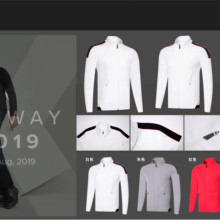 S Мужская спортивная куртка для гольфа, 4 цвета, одежда для гольфа, S-XXL на выбор, одежда для гольфа