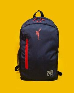 Image 1 - حقيبة ظهر من موتو التايكوندو ، شنطة ترويجية S2 التايكوندو ، عبوة معدات واقية من اثنين من الكتفين Tae kwin do