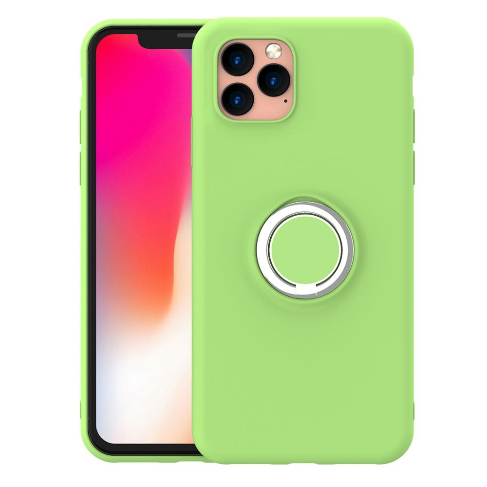 Silicone Phone Case For iPhone XR XS Max 7 8 6 6S Plus 5 5S Shockproof Back Cover For iPhone 11 Pro Shell