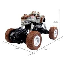 Mini High Speed Four-wheel Drive RC Crawler with Remote Control Toy for Kids doit 2pcs lot plastic caterpillar chain track pedrail thread tracker wheel for tank crawler chassis diy rc toy remote uno r3 kit