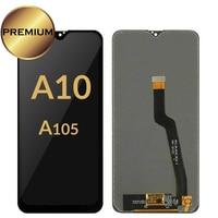 Para Samsung A10 A105 SM-A105F A105G pantalla lcd reemplazo para Samsung A10 SM-A105G teléfono móvil pantalla lcd