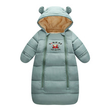 Sack Stroller Sleeping-Bag Toddler Newborns Baby Winter Kids Warm Thick for Accessory