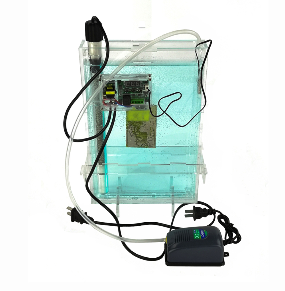 Circuit Board Making Equipment HK2030 Etching Machine Pcb Circuit Board Making Equipment Manual Pcb Proofing Corrosion Machine