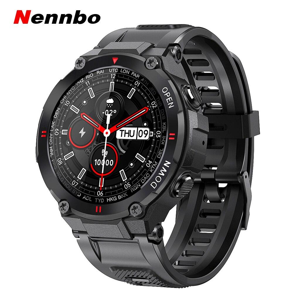 Новинка 2021, умные часы K22, мужские спортивные фитнес-часы с Bluetooth вызовом, многофункциональные часы с музыкальным управлением, будильник, нап...