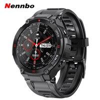 2021 neue Smart Uhr Männer Sport Fitness Bluetooth Anruf Multifunktions Musik Control Wecker Erinnerung Smartwatch Für Telefon