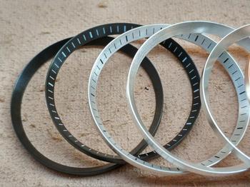 Assista Acessórios Relógio de Mergulho Skx007/Skx009/Alternativa Interna Sombra Anel de Seleção Multicolor 30.5 milímetros