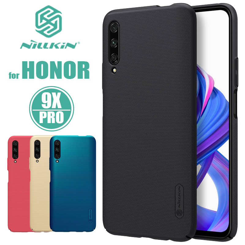 for Huawei Honor 9X Pro Case Nillkin Super Frosted Shield Hard PC Slim Back Cover Case for Huawei Honor 9X Pro Nilkin Phone Case
