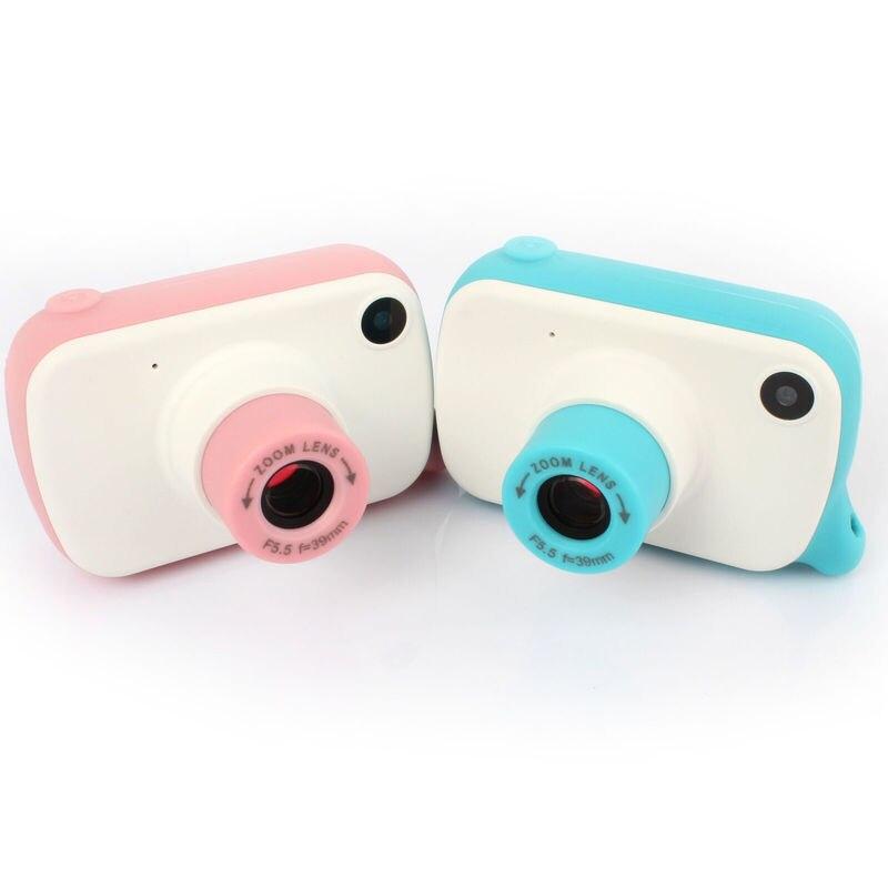 8MP HD caméra numérique 1500m télescope enfants Mini DV caméscope avec filtres lentille cadre enfants caméra de haute qualité