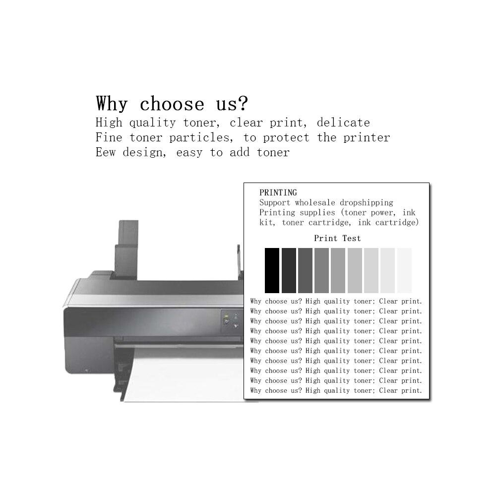 DMYON CRG125 325 725 925 порошок тонера совместимый для Canon 3018 3050 3108 3150 6000 6030W 6040 6018 6108WL 6000B 6020 принтер