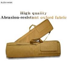 цена на Tactical Gun Bag 85cm / 100cm Military Gear Hunting Shooting Rifle Gun Bag Nylon Rifle Case Protection Shoulder Bag