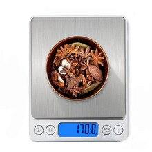 1/2 кг/3 кг 0,01/0,1 г цифровые весы инструменты для ЖК-дисплей электронные весы мини точность грамм Вес разновесы для Кухня Чай для выпечки