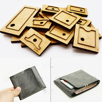 herramientas para cuero leather craft template fabric cutter wallet card holder bag knife mould die cutter hand punch tool