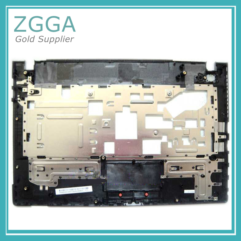 Genuine New For <font><b>Lenovo</b></font> G400 G405 <font><b>G410</b></font> G490 Palmrest Upper Case Top Cover <font><b>Keyboard</b></font> Bezel Without Touchpad AM0WW000100 image