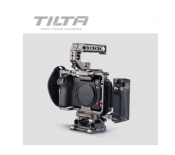 Tilta Panasonic LUMIX S1H/S1/S1R Camra cage accessories full cage top handle baseplate record cable HDMI Cable TA-T38-FCC-G