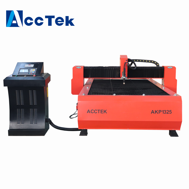 Hot Sale 1325 Plasma Cutting Machine For 6mm Steel, Iron Plate 5mm Plasma Cutter