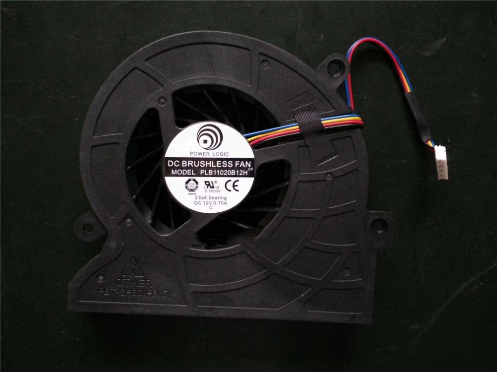 Free Shipping For POWER LOGIC PLB11020B12H DC 12V 0.70A 4-wire 4-Pin Connector 65mm Server Baer Cooling Fan