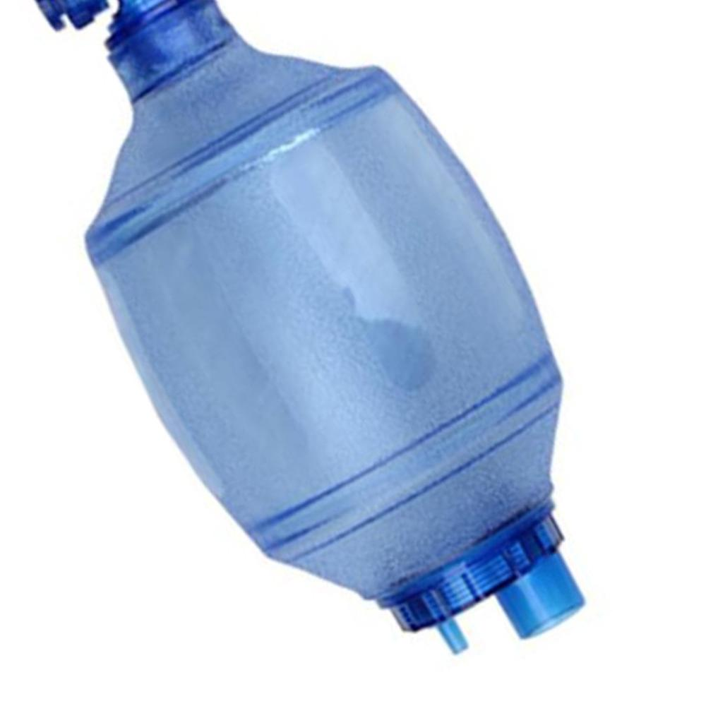 NEW Simple Respirator Artificial Resuscitator Medical Emergency Wake-up Ball Emergency Airbag