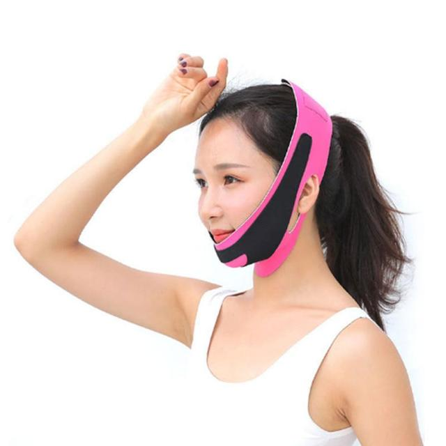Face Slim Lift Up V-shaped anti wrinkle Face Mask Face Slim Lift Up V shaped anti wrinkle Face Mask Cheek Chin Neck Physically Health Thin