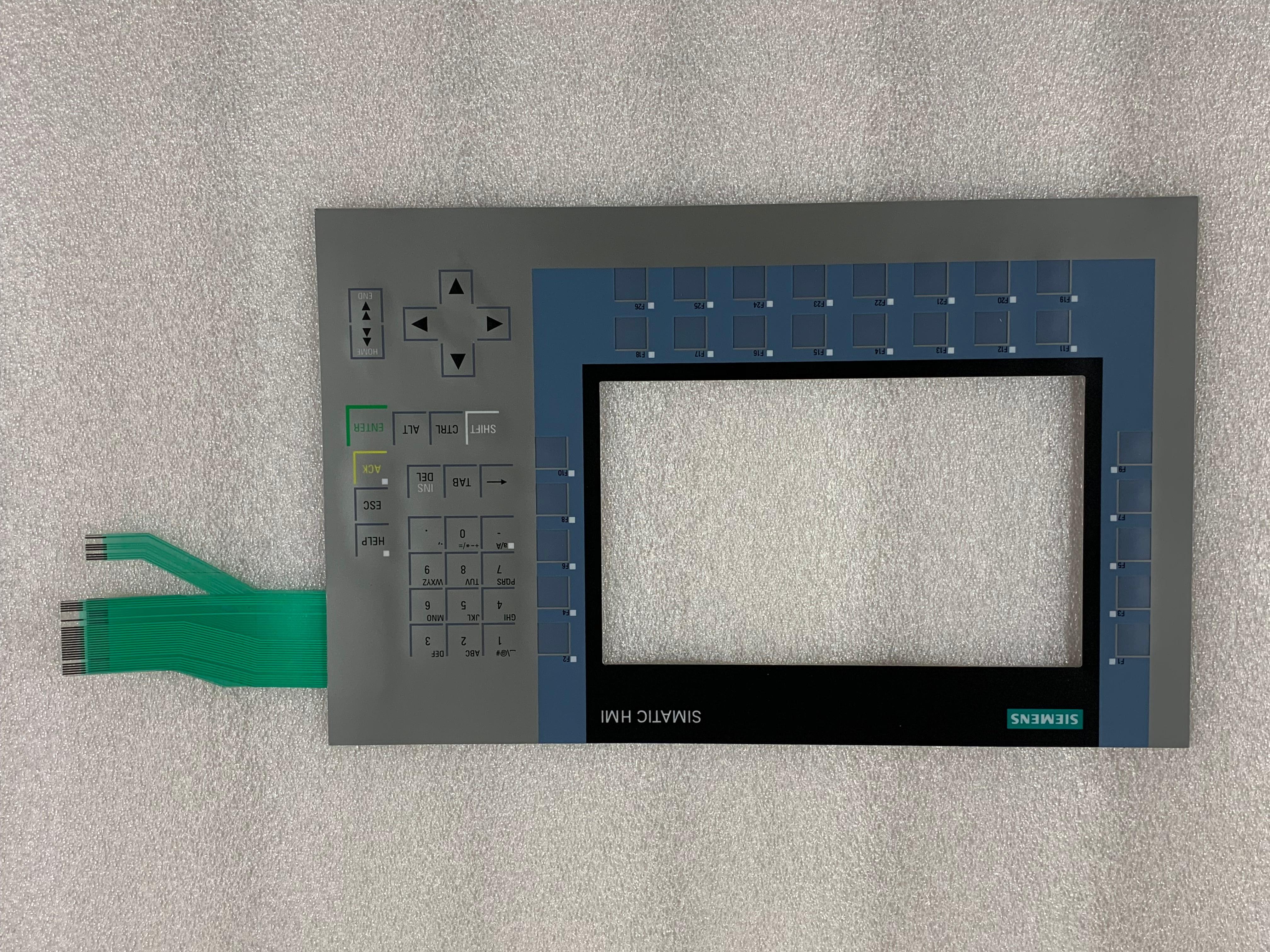 6AV2124-1JC01-0AX0 KP900  New Keypad (Membrane) In Stock