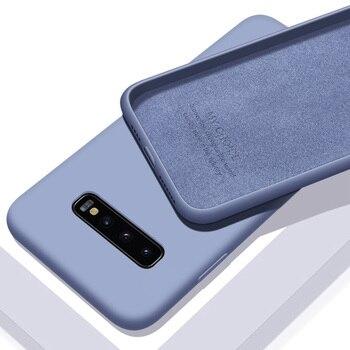 Liquid Silicone Cases Galaxy S10 7