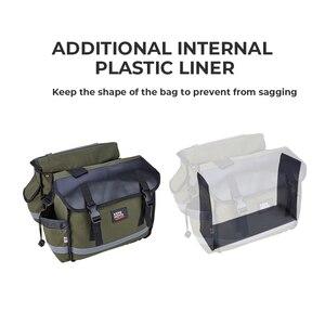 Image 4 - Narzędzie motocyklowe torba siodło torby bagażowe dla Touring Road King Electra przemieszczanie się po ulicy Softail BREAKOUT Sportster 883 1200