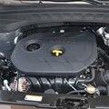 Пластиковый защитный чехол для двигателя автомобиля  капот для Hyundai Creta ix25 2.0L  автостайлинг