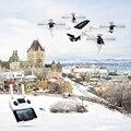 En stock Original Hubsan Zino 2 menos 2,0 GPS 8KM 5G WiFi FPV con 4K 60fps UHD de la Cámara de 3 ejes cardán RC Drone Quadcopter Drones