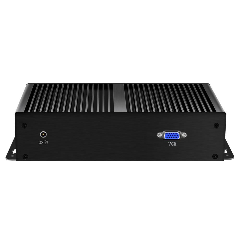 XCY Industrial Mini PC with 6 LAN and Intel i3 7100U Celeron 3955U 3855U including HD Graphics 3