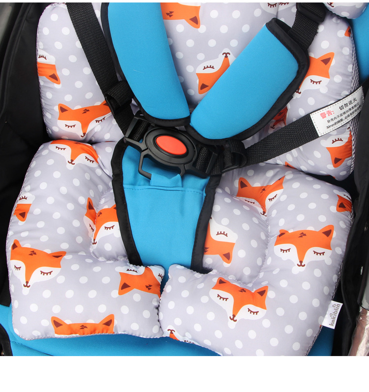 Remarkable Best Price Baby Stroller Cotton Cushion Seat Cover Mat Andrewgaddart Wooden Chair Designs For Living Room Andrewgaddartcom