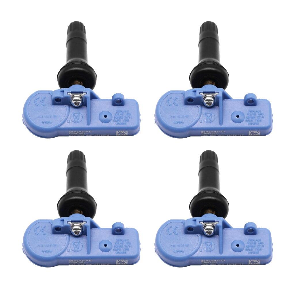 Tyre Pressure Sensor FOR 2006-2014 Cadillac Escalade (GMT926) Chevrolet Opel 433MHz TPMS Tire Air Pressure Sensor 20922901