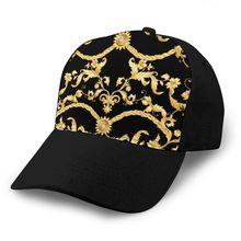 Summer Baseball Caps Men Women Luxury Baseball Hats Adjustable Unisex Fashion Custom Snapback Caps European Floral Dropshipping
