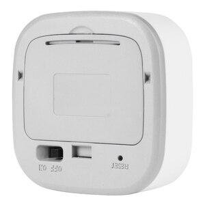 Image 3 - Intelligente ZigBee PIR del Sensore di Movimento del Supporto Tuya Vita Intelligente APP IFTTT per Amazon Echo 2Nd Più Il Lavoro con Tuya Piattaforma hub