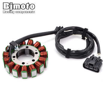 BJMOTO Motorcycle Stator Coil For Yamaha XV1900A Midnight Star 1900 2006-2009/2011-2013 XV1900CT Stratoliner 1900 2006-2007/2009