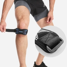 1pcs Knee Pad Sleeve Breathable Compression Legs Support Protector For Outdoor Cycling Climbing