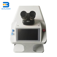 portable mini jewelry laser spot welding machine for gold silver precious metal rings dentures