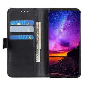 Image 4 - Funda con tapa magnética de lujo de cuero PU con ranura para tarjetas para Google Pixel 4 XL/píxel 4/píxel funda 3A XL/píxel 3A/píxel 3 Lite/píxel 3 Lite XL
