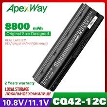 ApexWay 8800 мАч аккумулятор для ноутбука hp павильон DV7 DM4 DV3 DV5 DV6 G32 G62 G42 G6 G7 для Compaq CQ42 CQ32 CQ43 CQ56