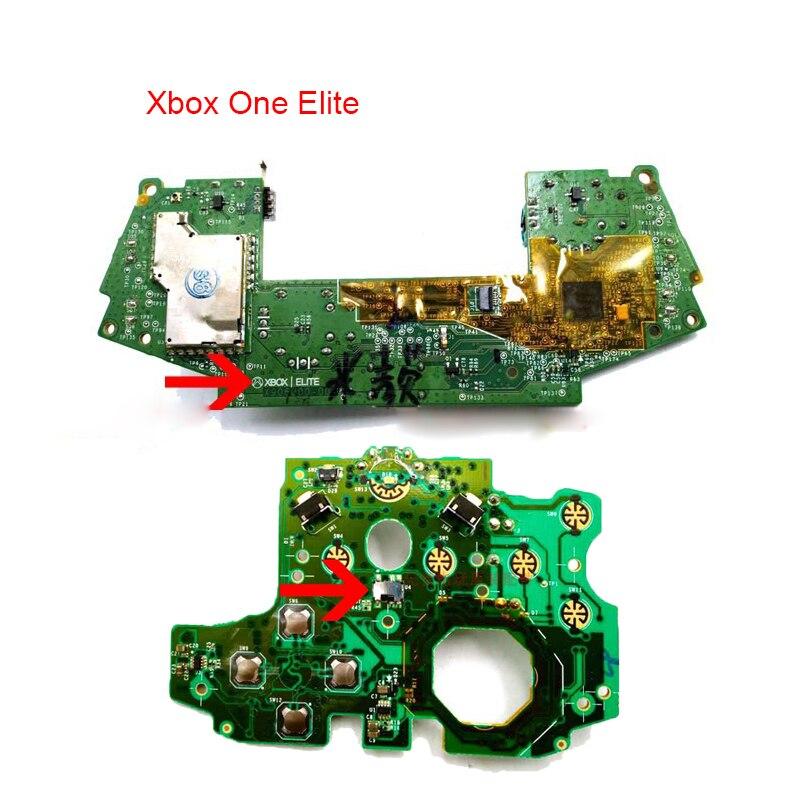 Оригинальная основная вице-материнская плата для Xbox One /Xbox One Elite игровой контроллер днище Ручка Джойстик Запчасти аксессуары