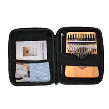 Kalimba-Case Mbira-Box-Bag Thumb-Piano Strong Multifunction Portable with 17-Keys/21-Keys